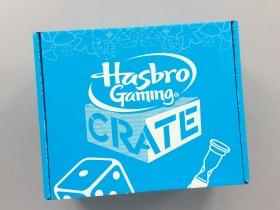 Hasbro Gaming Crate Subscription Box Review + Promo Code – November 2017