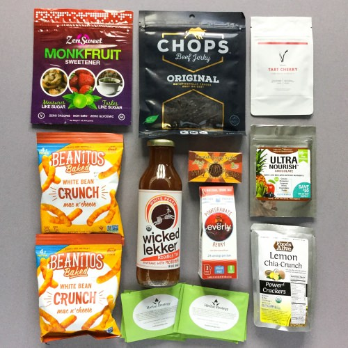 Fit Snack Subscription Box Review + Discount – October 2017