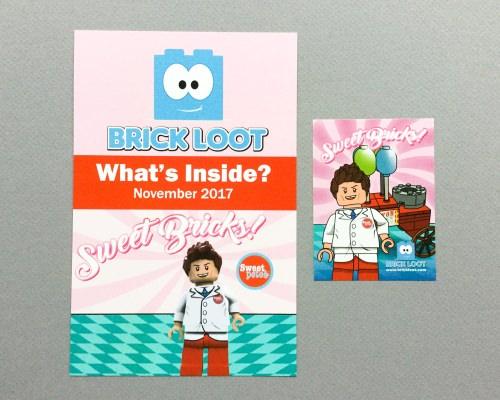 Brick Loot Subscription Box Review + Coupon Code – November 2017