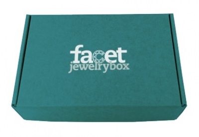 Facet Jewelry Box