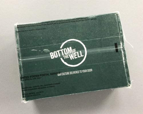 Bottom of the Well Subscription Box Review + Promo Code – November 2017