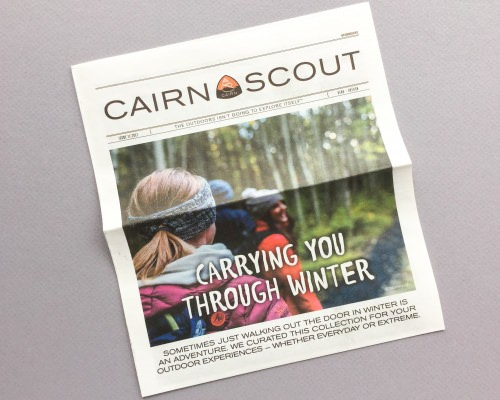 Cairn Subscription Box Review + Coupon Code – November 2017
