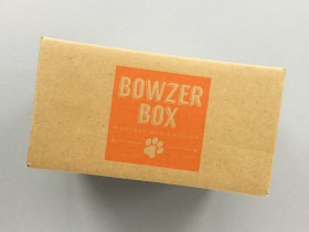 Bowzer Box Review + Discount Code – December 2017