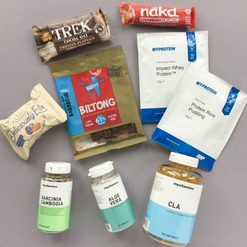 myvitamins Snack Box Subscription Box Review + Coupon Code – November 2017