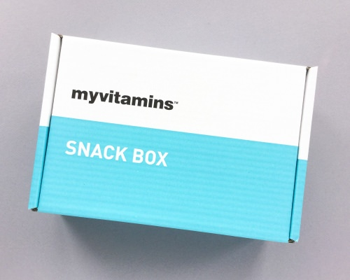 myvitamins Snack Box Subscription Box Review + Coupon Code – December 2017