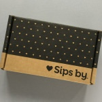 Sips by Subscription Box Review + Coupon Code – November 2017