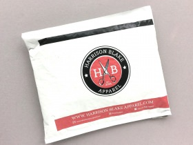 Harrison Blake Apparel Subscription Box Review + Coupon Code – December 2017