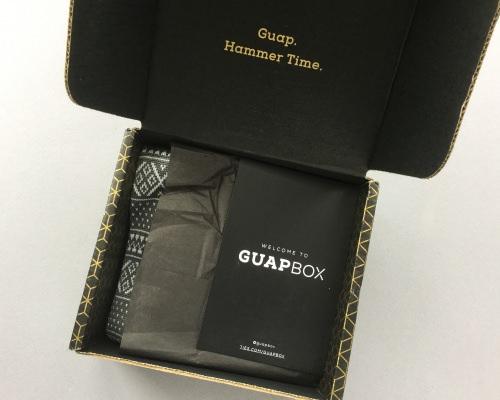 Guapbox Subscription Box Review – December 2017