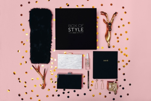The Zoe Report Box of Style Winter 2017 Full Box Reveal & Coupon Codes!