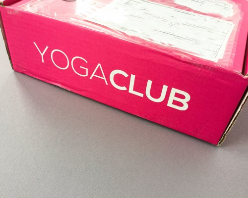 YogaClub Subscription Box Review + Coupon Code – November 2017