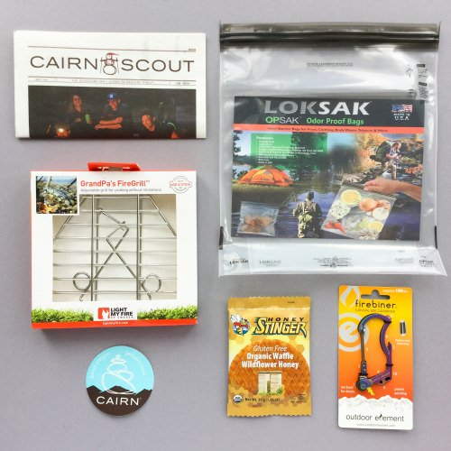 Cairn Subscription Box Review + Coupon Code – December 2017