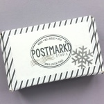 Postmark'd Studio Subscription Box Review – December 2017