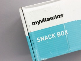 myvitamins Snack Box Subscription Box Review + Coupon Code – January 2018