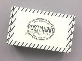Postmark'd Studio Subscription Box Review – January 2018