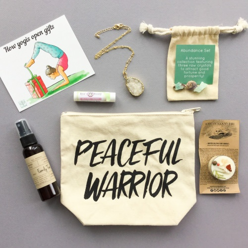 BuddhiBox Subscription Box Review + Coupon Code – December 2017