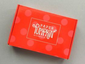 Paper Pumpkin Subscription Box Review – December 2017