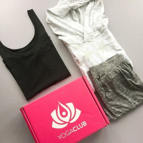 YogaClub Subscription Box Review + Coupon Code – January 2018