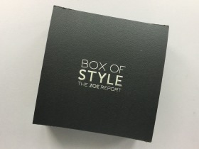 The Zoe Report Box of Style Review + Promo Code – Winter 2017