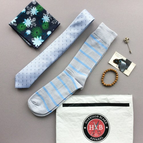 Harrison Blake Apparel Subscription Box Review + Coupon Code – January 2018