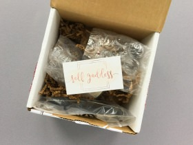 Self Goddess Subscription Box Review + Coupon Code – February 2018