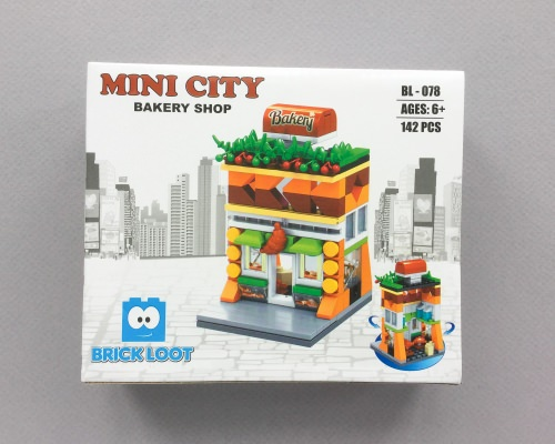 Brick Loot Subscription Box Review + Coupon Code – February 2018