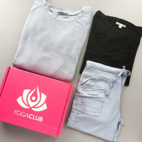 YogaClub Subscription Box Review + Coupon Code – February 2018