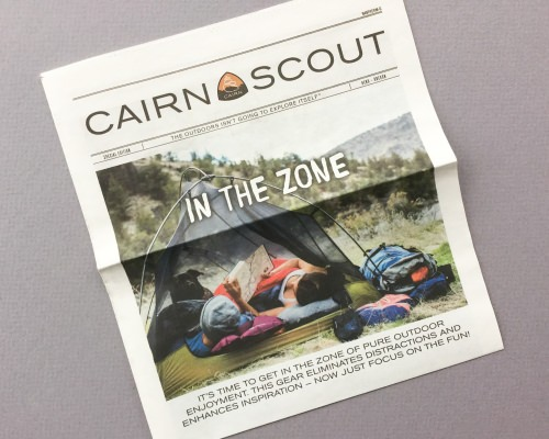 Cairn Subscription Box Review + Coupon Code – March 2018
