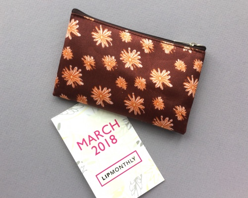 Lip Monthly Review + Coupon Code – March 2018
