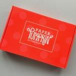 Paper Pumpkin Subscription Box Review – February 2018