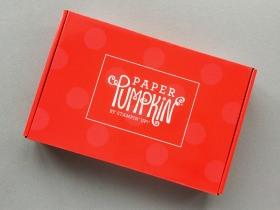 Paper Pumpkin Subscription Box Review – February 2018