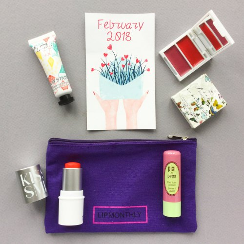 Lip Monthly Review + Coupon Code – February 2018
