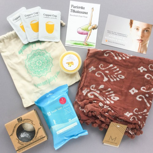 BuddhiBox Subscription Box Review + Coupon Code – March 2018