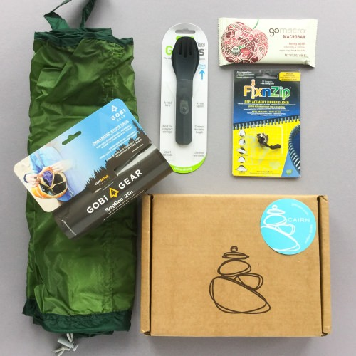 Cairn Subscription Box Review + Coupon Code – Febraury 2018