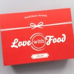 Love With Food Subscription Box Review + Promo Code – March 2018