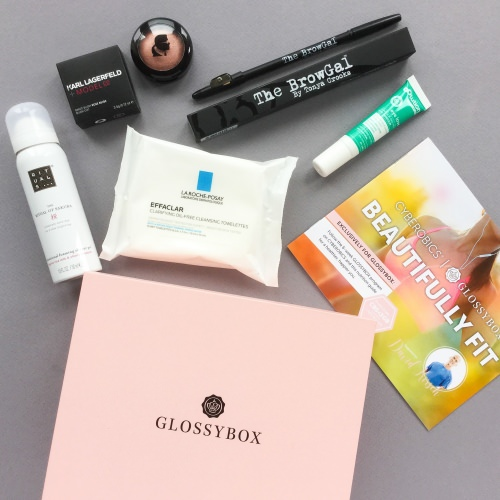 Glossybox Subscription Box Review + Coupon Code – April 2018