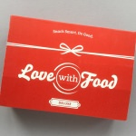 Love With Food Subscription Box Review + Promo Code – April 2018