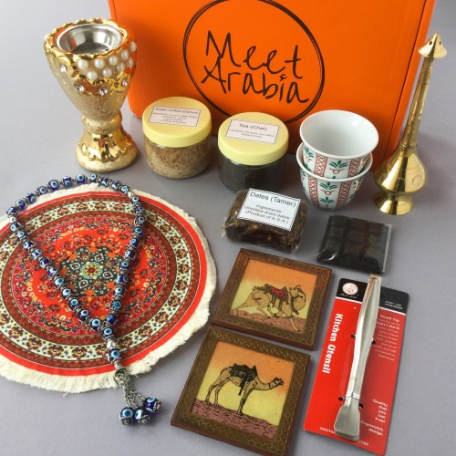 Meet Arabia Subscription Box Review + Promo Code – March 2018