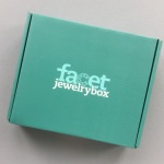 Facet Jewelry Box Subscription Box Review + Coupon Code – March 2018