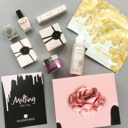 Glossybox Mother's Day Limited Edition Box Review + Coupon Code – May 2018