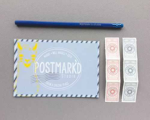 Postmark'd Studio Subscription Box Review – May 2018