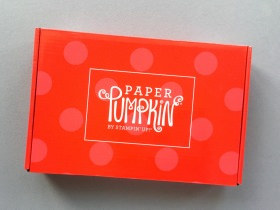 Paper Pumpkin Subscription Box Review + Promo Code – April 2018
