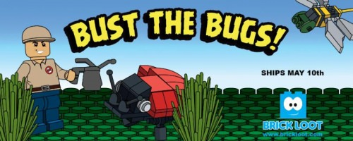 Brick Loot Subscription Box Review + Coupon Code – April 2018