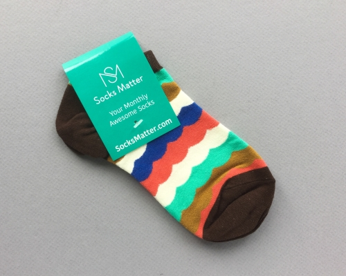 Socks Matter Subscription Box Review + Coupon Code – May 2018