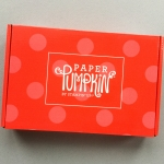 Paper Pumpkin Subscription Box Review – June 2018