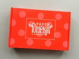 Paper Pumpkin Subscription Box Review – June 2018