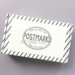 Postmark'd Studio Subscription Box Review + Coupon Code – June 2018