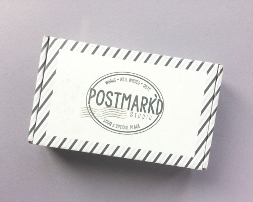 Postmark'd Studio Subscription Box Review + Coupon Code – June 2018