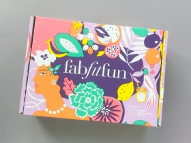 FabFitFun Subscription Box Review + Coupon Code – Summer 2018