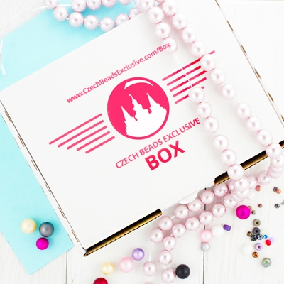 Czech Beads Exclusive Box