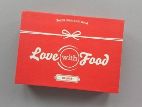 Love With Food Subscription Box Review + Promo Code – July 2018